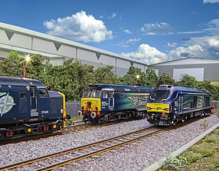 Layout Screenshotsrule The Rail Models !