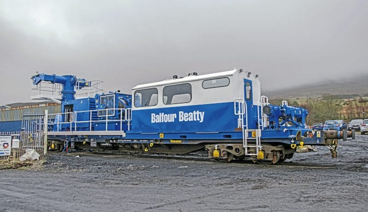 Brilliant Gos Completes Eleclink Wagon Rail Express Wiring Digital Resources Anistprontobusorg