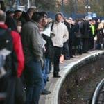 Rail passengers compensation