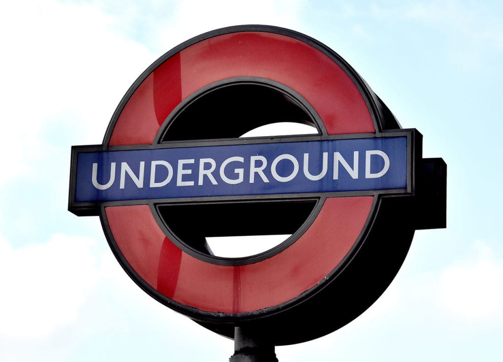 Underground drivers industrial action
