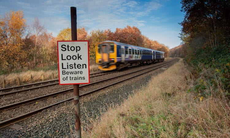 Network Rail 'must act on fog risk' after level crossing death