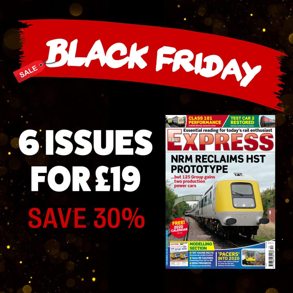 Black Friday Rail Express