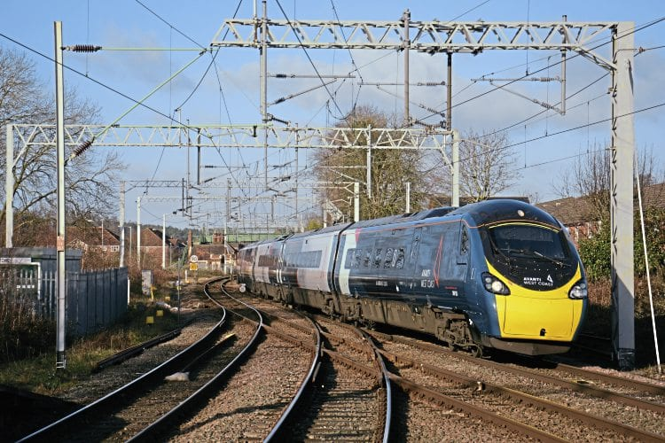 Avanti West Coast secure £642m deal with Alstom to upgrade Pendolinos