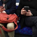 The number of women being sent sexually explicit images by strangers on trains, called cyber-flashing, is going largely unreported despite rise in incidents