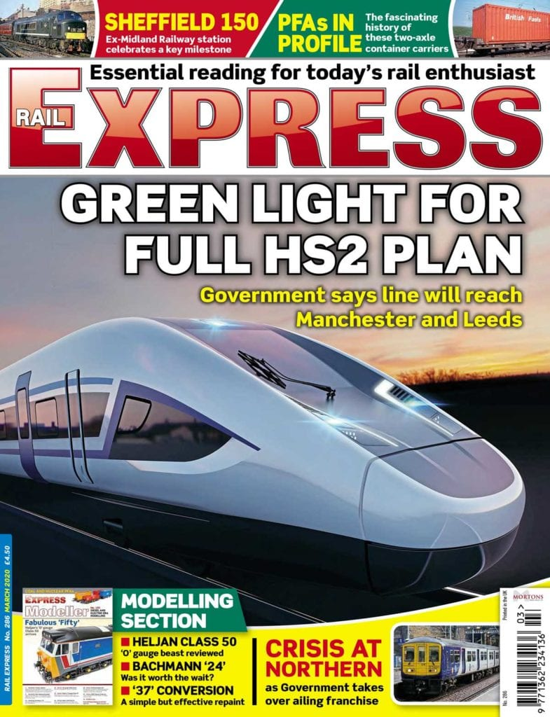 Rail Express - March 2020