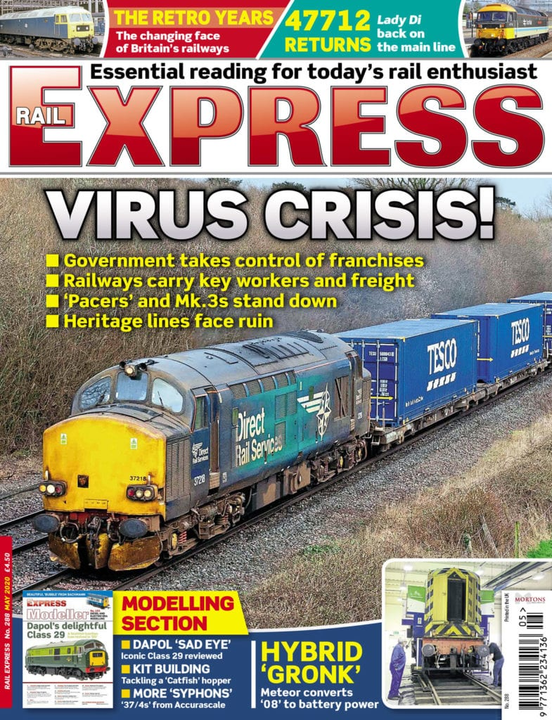 Rail Express cover