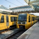 Tyne and Wear train fleet