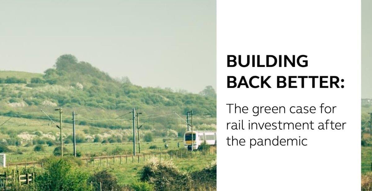 Building Back Better report