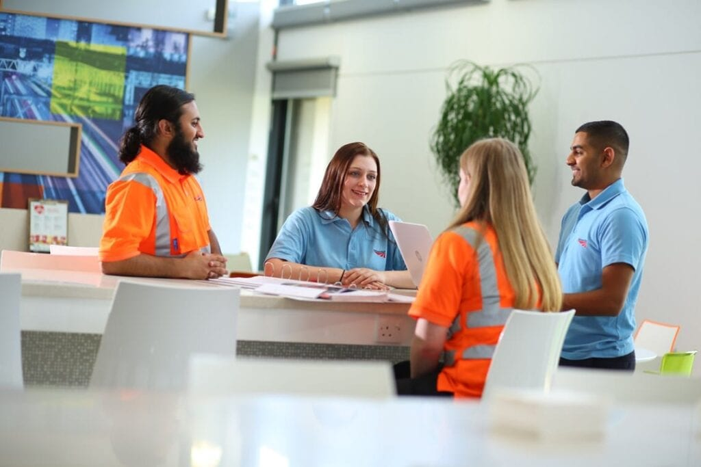 Network Rail recognised in top 20 apprentice employers