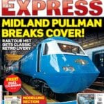 December edition of Rail Express magazine