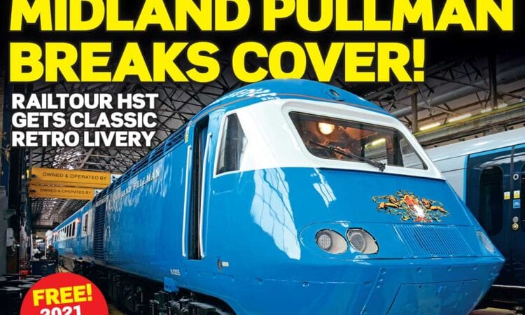 December edition of Rail Express magazine