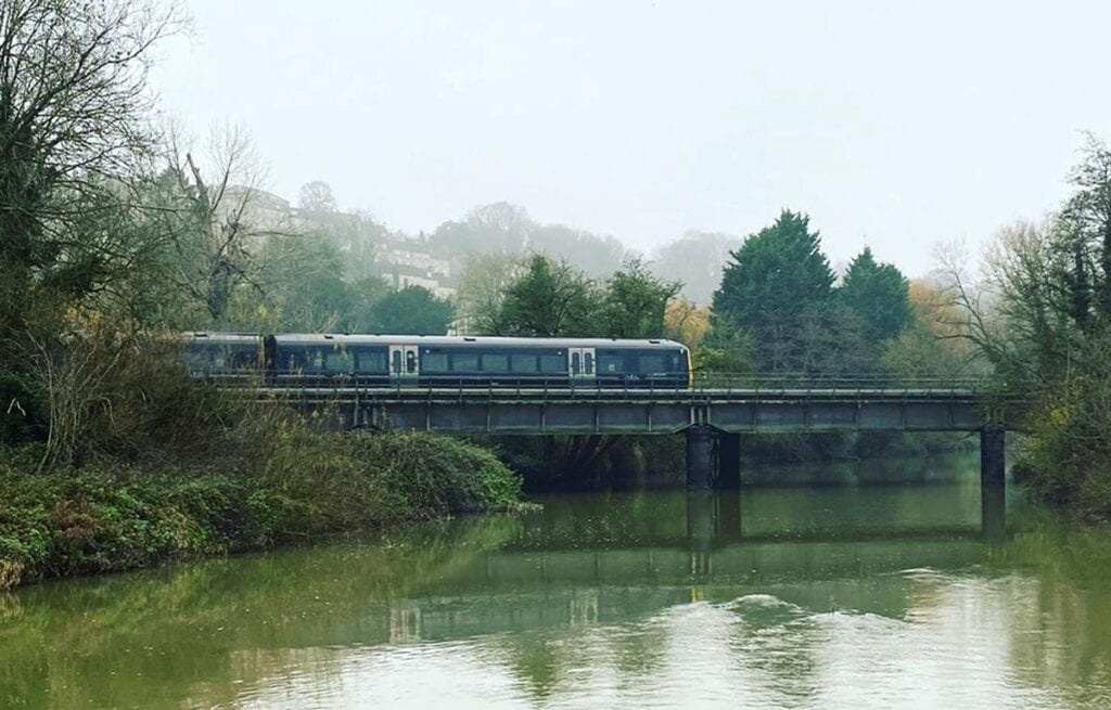 GWR service cancelled