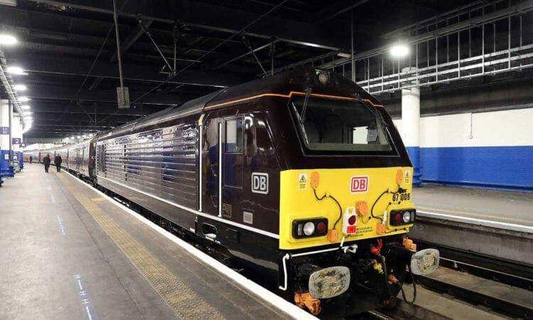 Duke & Duchess' Royal Train